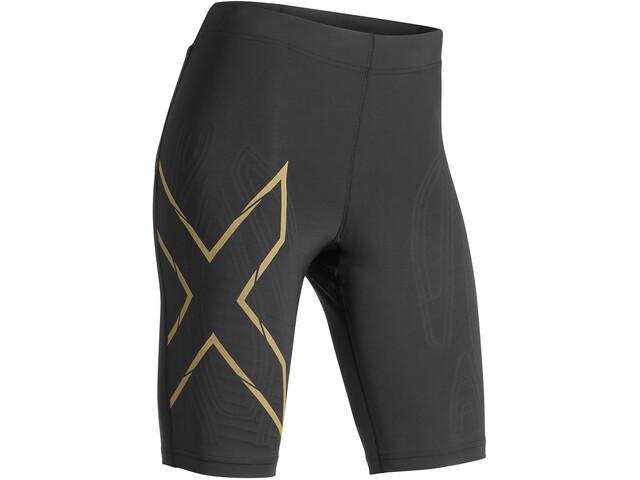 2XU MCS Run Spodnie krótkie Kobiety, czarny